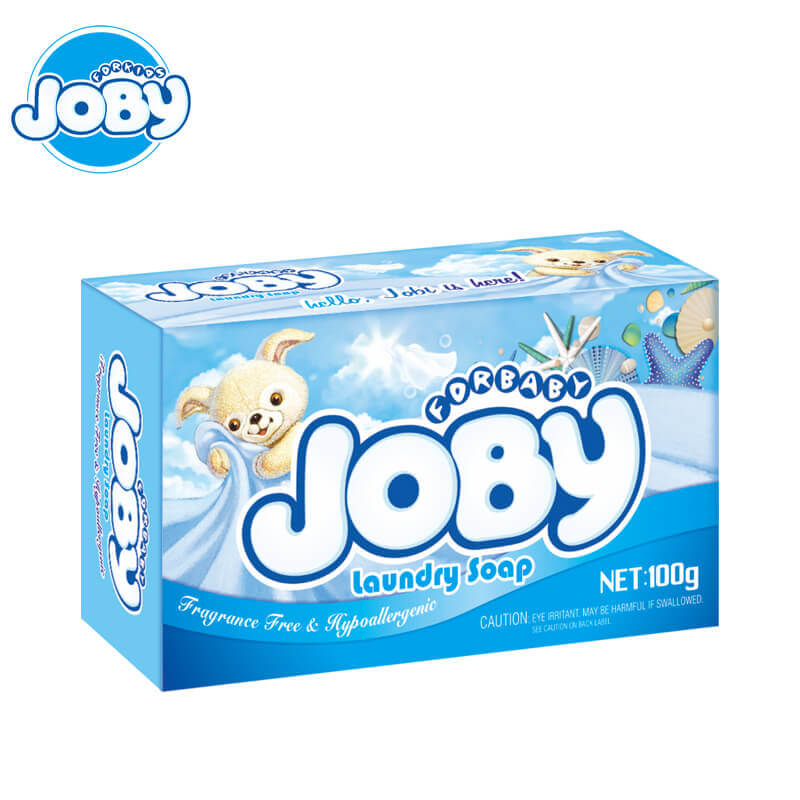 Laundry Soap Fragrance & Hypoallergenic For Baby & Kids JOBY